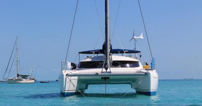 Rental Catamaran in Lefkada (Island) - Fountaine Pajot Athena 38