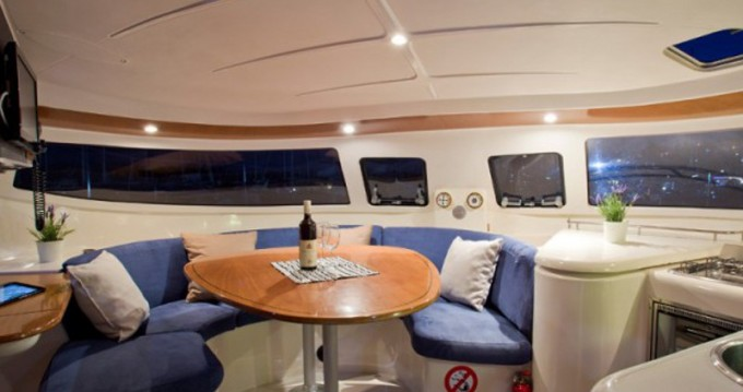 Fountaine Pajot Athena 38 between personal and professional Lefkada (Island)