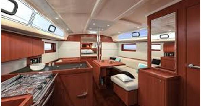 Boat rental Gouvia cheap Oceanis 41.1