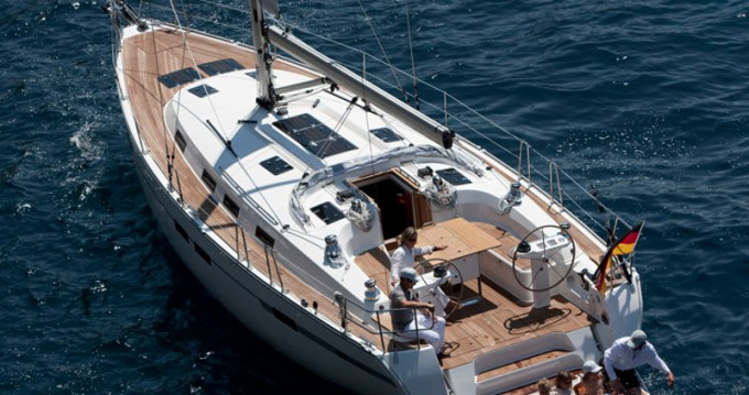 Hire Sailboat with or without skipper Bavaria Bormes-les-Mimosas