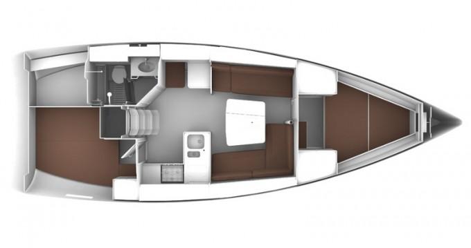 Rent a Bavaria Cruiser 37 Alimos