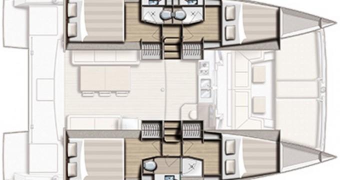 Boat rental Zadar cheap Bali 4.0