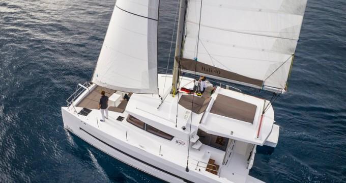 Catamaran for rent Zadar at the best price