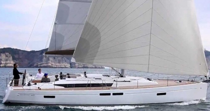 Boat rental Lefkada (Island) cheap Sun Odyssey 469
