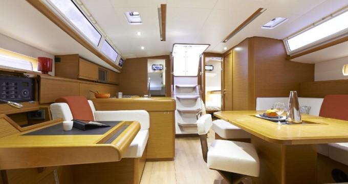 Boat rental Jeanneau Sun Odyssey 469 in Lefkada (Island) on Samboat