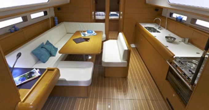 Boat rental Lefkada (Island) cheap Sun Odyssey 479