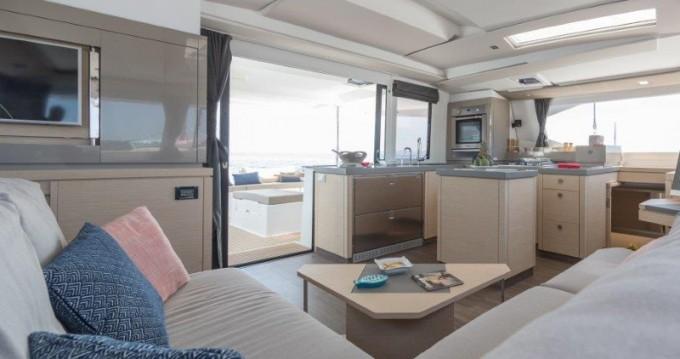 Boat rental Alimos cheap Saona 47