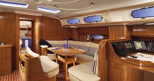 Boat rental Bavaria Bavaria 46 Cruiser in Alimos on Samboat