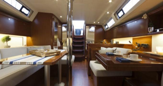 Boat rental Alimos cheap Oceanis 41