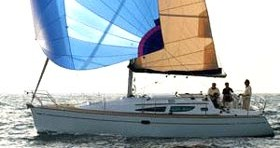 Sailboat for rent Agropoli at the best price