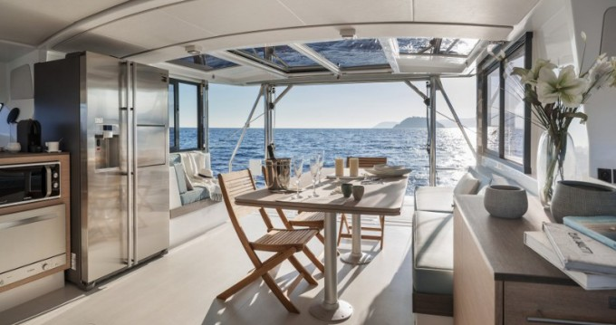Rental yacht Marina di Portisco - Bali Catamarans Bali 4.3 on SamBoat