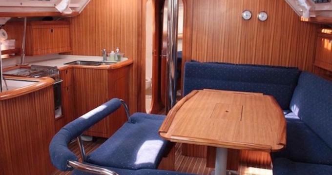 Boat rental Gouvia cheap Dufour Gib Sea 43
