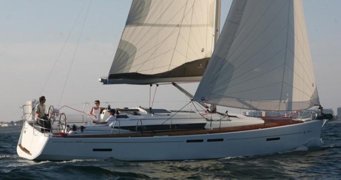Rental Sailboat in Lefkada (Island) - Jeanneau Sun Odyssey 409