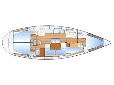Rental Sailboat in Lefkada (Island) - Bavaria Bavaria 42