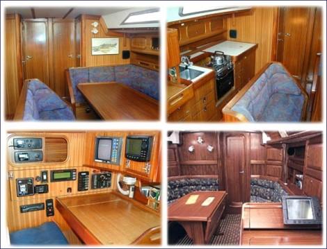 Boat rental Bavaria Bavaria 42 in Lefkada (Island) on Samboat
