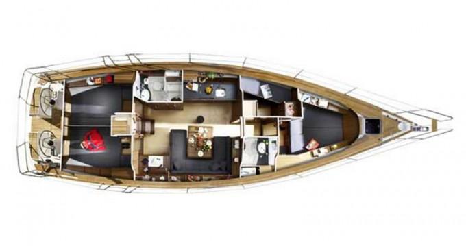 Rental Sailboat in Paros Island - Bavaria Bavaria 47 Cruiser
