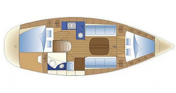 Rental yacht Skiathos - Bavaria Bavaria 32 on SamBoat