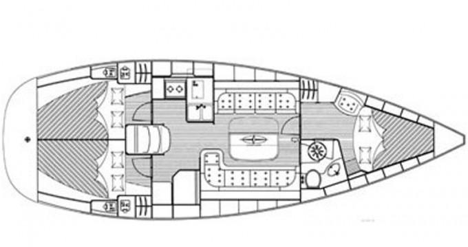 Rent a Bavaria Bavaria 37 Cruiser Zadar