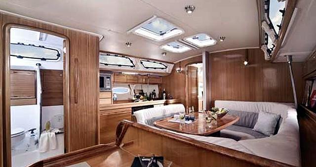 Rental Sailboat in Alimos - Bavaria Cruiser 40