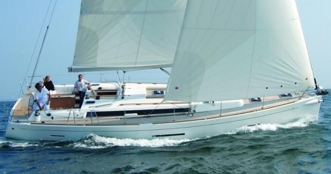 Boat rental Kalkara cheap Dufour 450