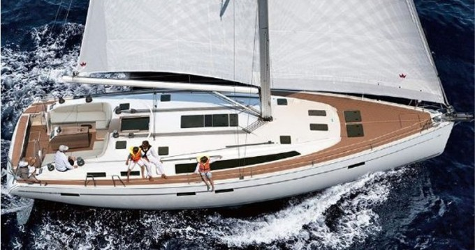 Rental Sailboat in Bormes-les-Mimosas - Bavaria Cruiser 51