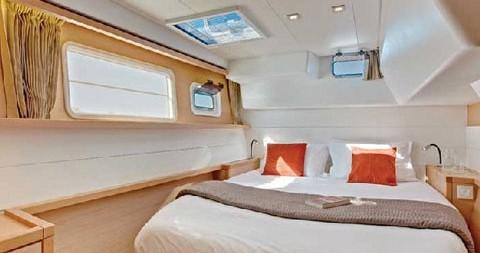Rental yacht Propriano - Lagoon Lagoon 450 F on SamBoat