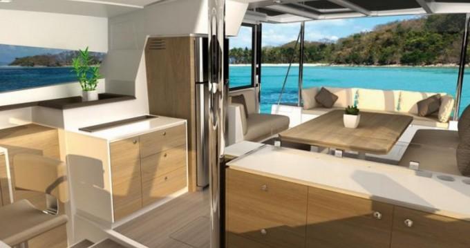 Hire Catamaran with or without skipper Bali Catamarans Marina di Portisco