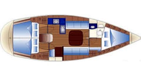 Bavaria Cruiser 36 between personal and professional Kalkara