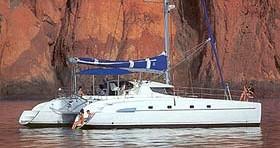 Rental yacht Palermo - Fountaine Pajot Bahia 46 on SamBoat