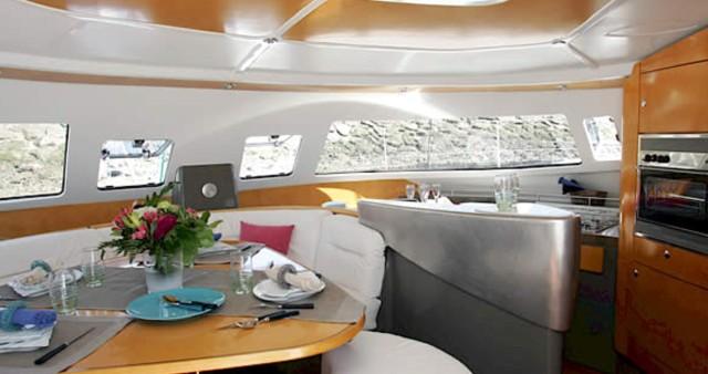 Rental Catamaran in Palermo - Fountaine Pajot Bahia 46