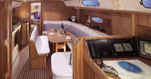 Rental yacht Lefkada (Island) - Bavaria Bavaria 39 Cruiser on SamBoat