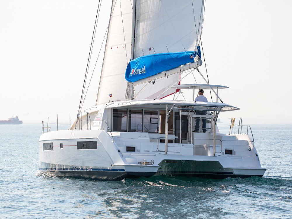 Rental yacht Komolac - Leopard Sunsail 404 on SamBoat