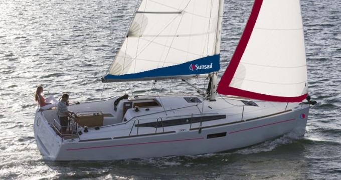 Boat rental Jeanneau Sunsail 34 in Lefkada (Island) on Samboat