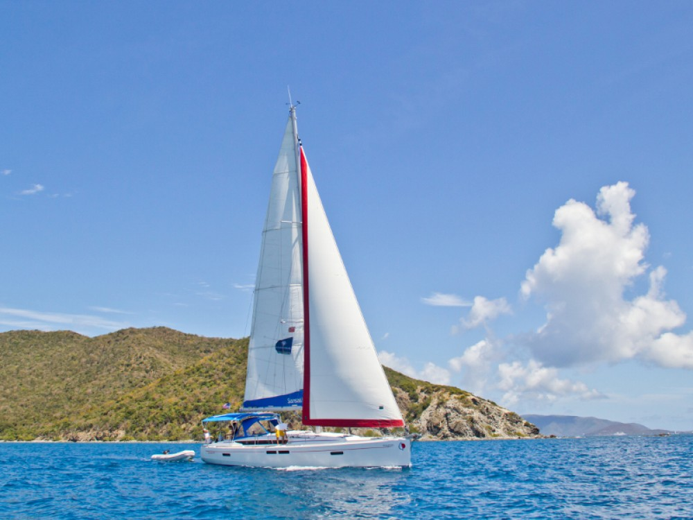 Rental yacht  - Jeanneau Sunsail 47 on SamBoat
