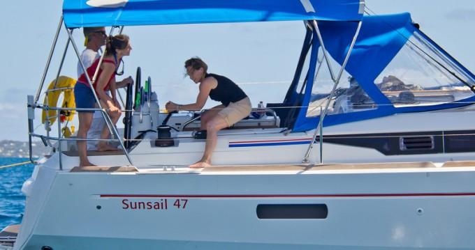 Rental Sailboat in Lefkada (Island) - Jeanneau Sunsail 47