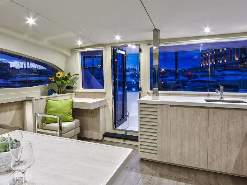 Rental yacht Road Town - Leopard Sunsail 404 on SamBoat