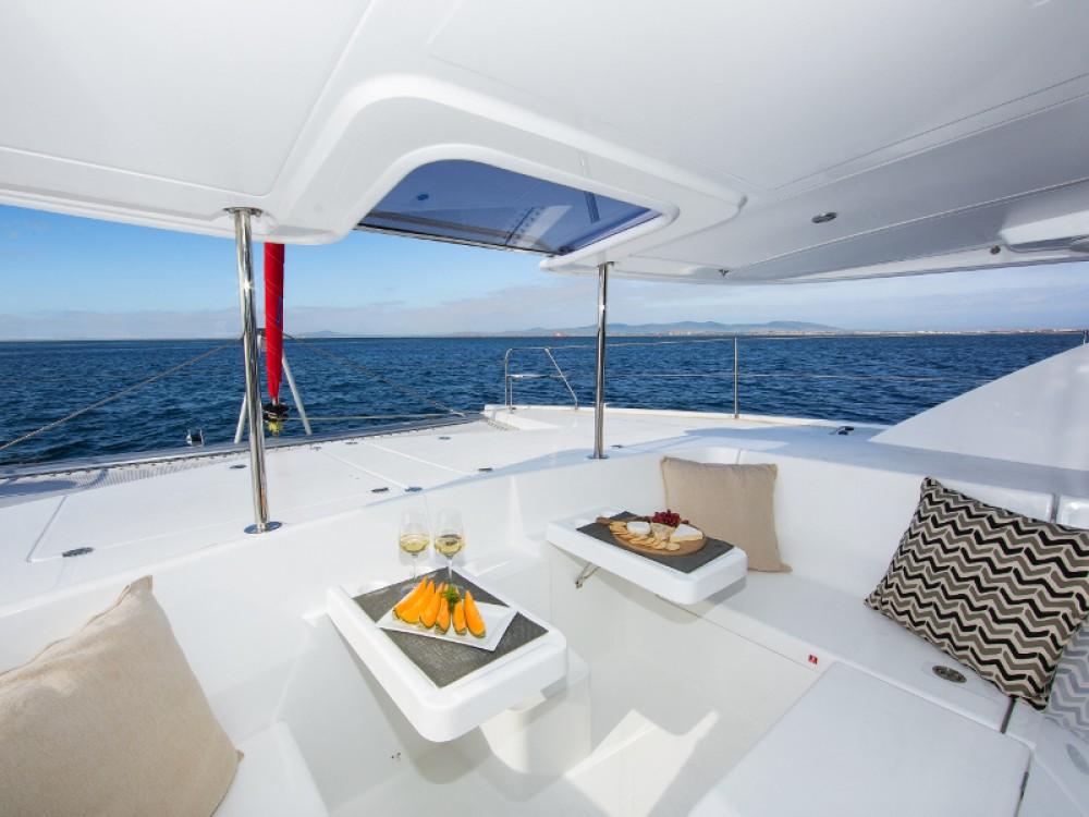 Boat rental Antigua and Barbuda cheap Sunsail 444