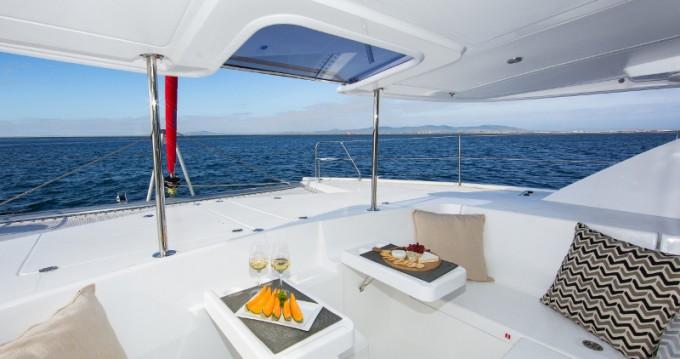 Rental yacht Placencia - Leopard Sunsail 444 on SamBoat