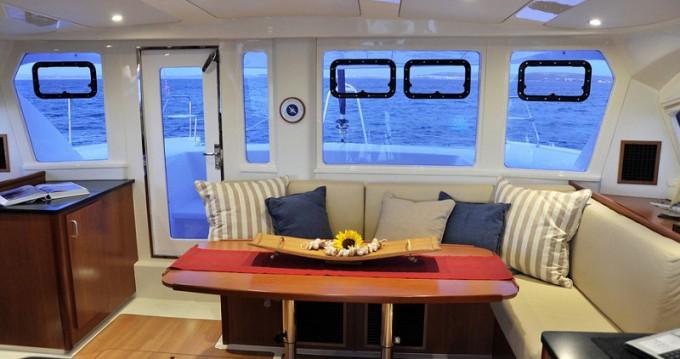 Rental Catamaran in Placencia - Leopard Sunsail 444