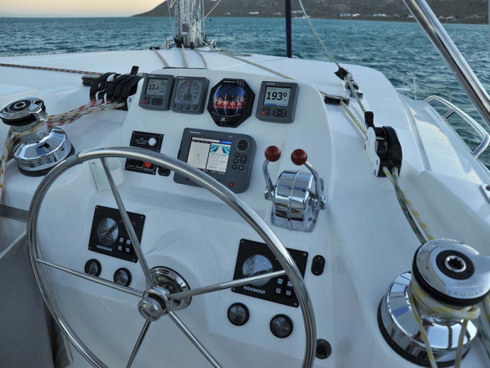 Boat rental Leopard Sunsail 444 in  on Samboat