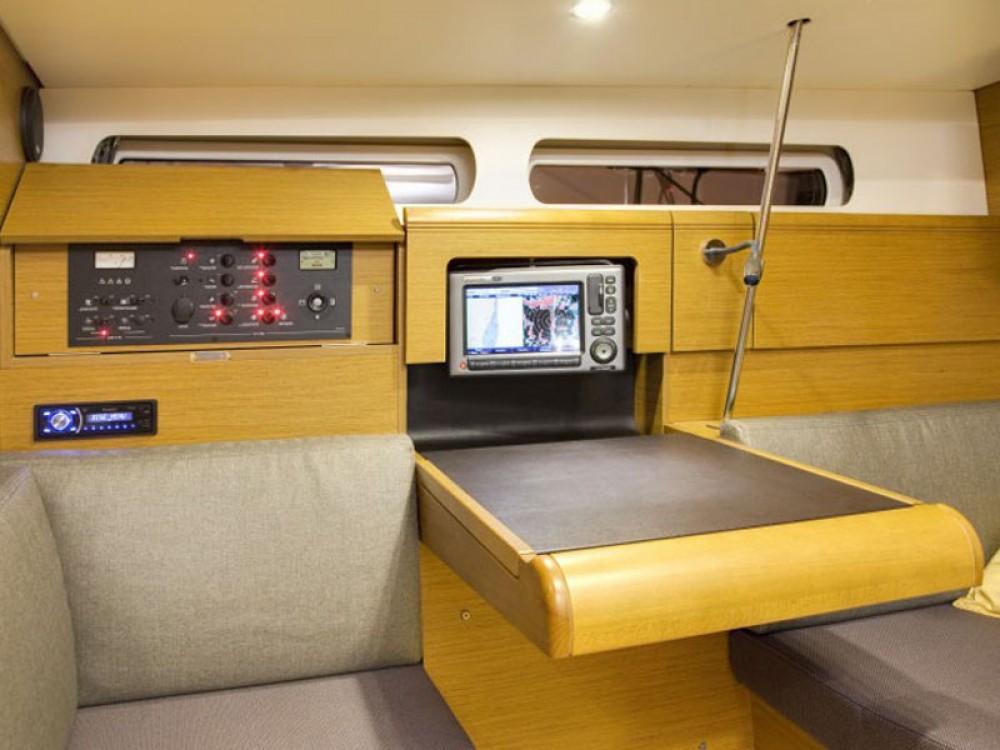 Boat rental Jeanneau Sunsail 41 in  on Samboat