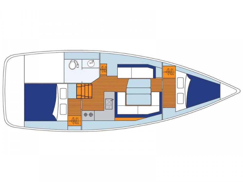 Rental yacht Road Town - Jeanneau Sunsail 38/2 on SamBoat