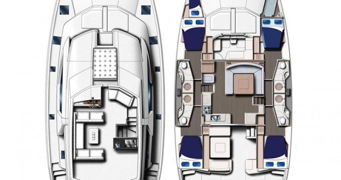Rental yacht Nassau - Leopard Moorings 514 PC  on SamBoat