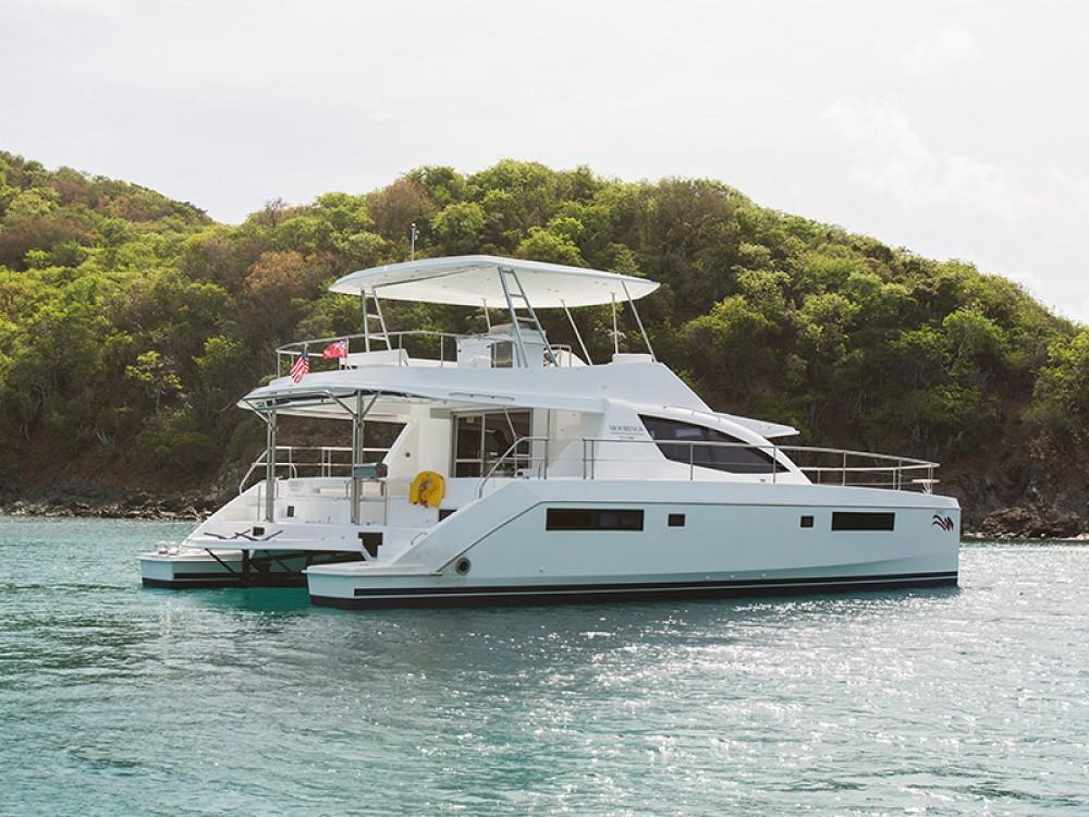 Rental Catamaran in Castries - Leopard Moorings 514 PC