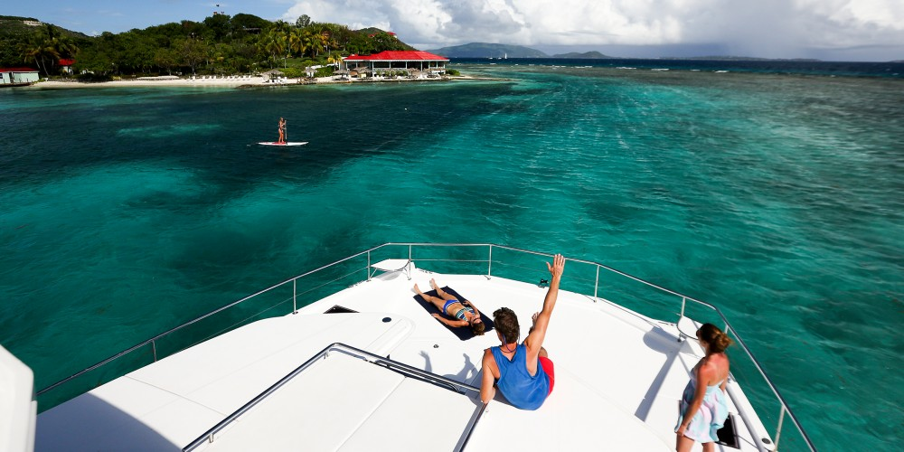 Leopard Moorings 514 PC between personal and professional Castries