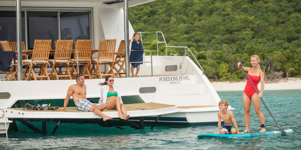 Rental yacht Road Town - Leopard Moorings 5800 on SamBoat