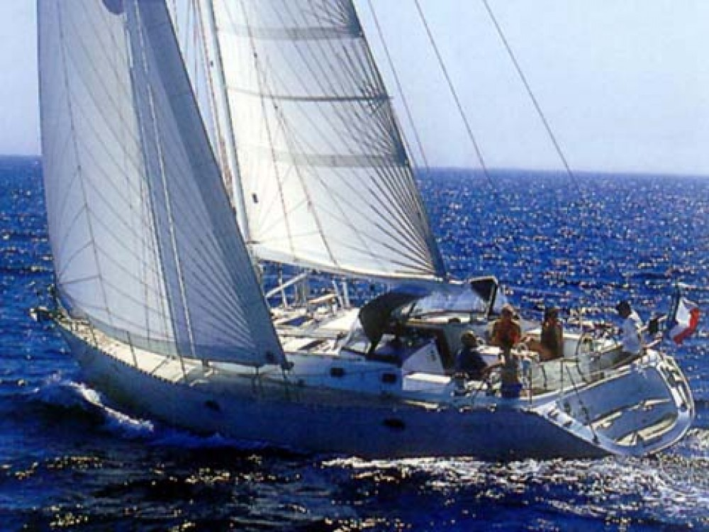 Sailboat for rent Road Town at the best price