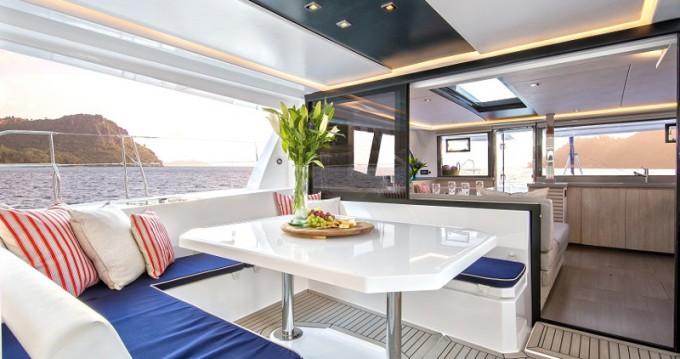 Boat rental Placentia Village cheap Sunsail 454L