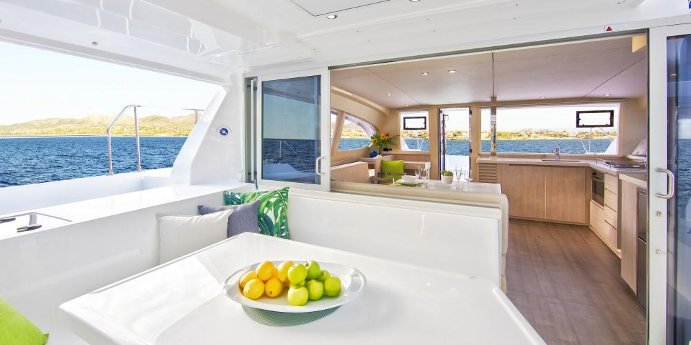 Boat rental Zea Marina cheap Moorings 4000
