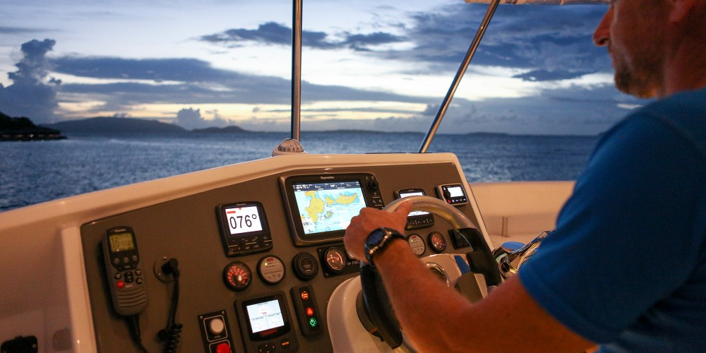 Rental yacht Marina Naviera Balear - Leopard Moorings 514 PC on SamBoat